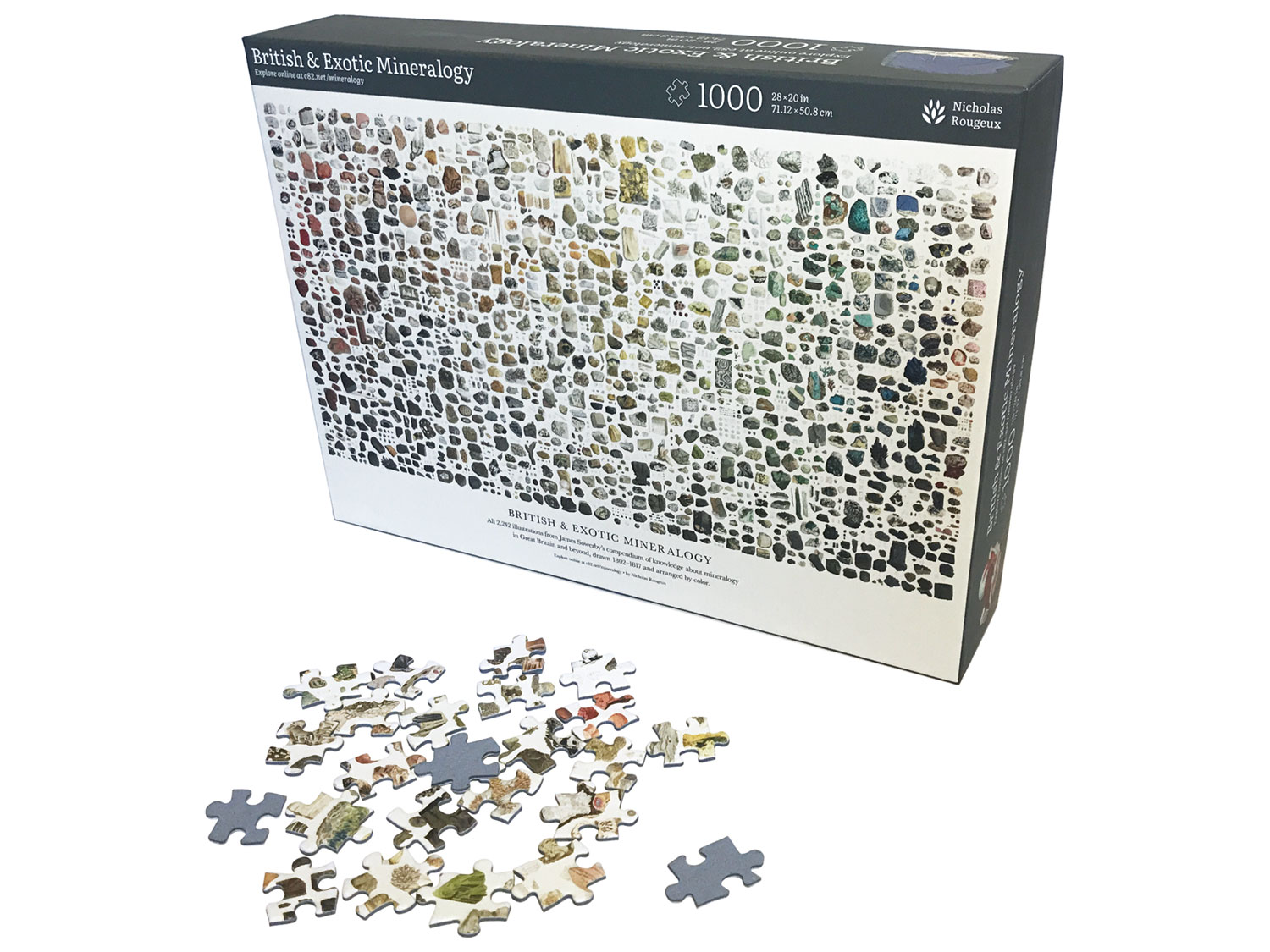 Mineralogy puzzle