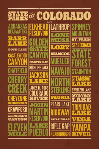 State Parks of Colorado