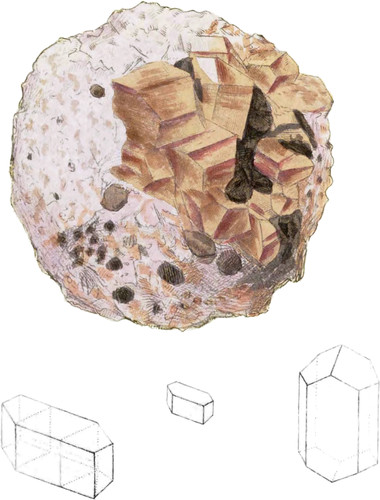 Feldspar and Petuntse