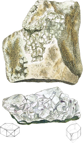 Datholite, or Borate of Silex and Lime