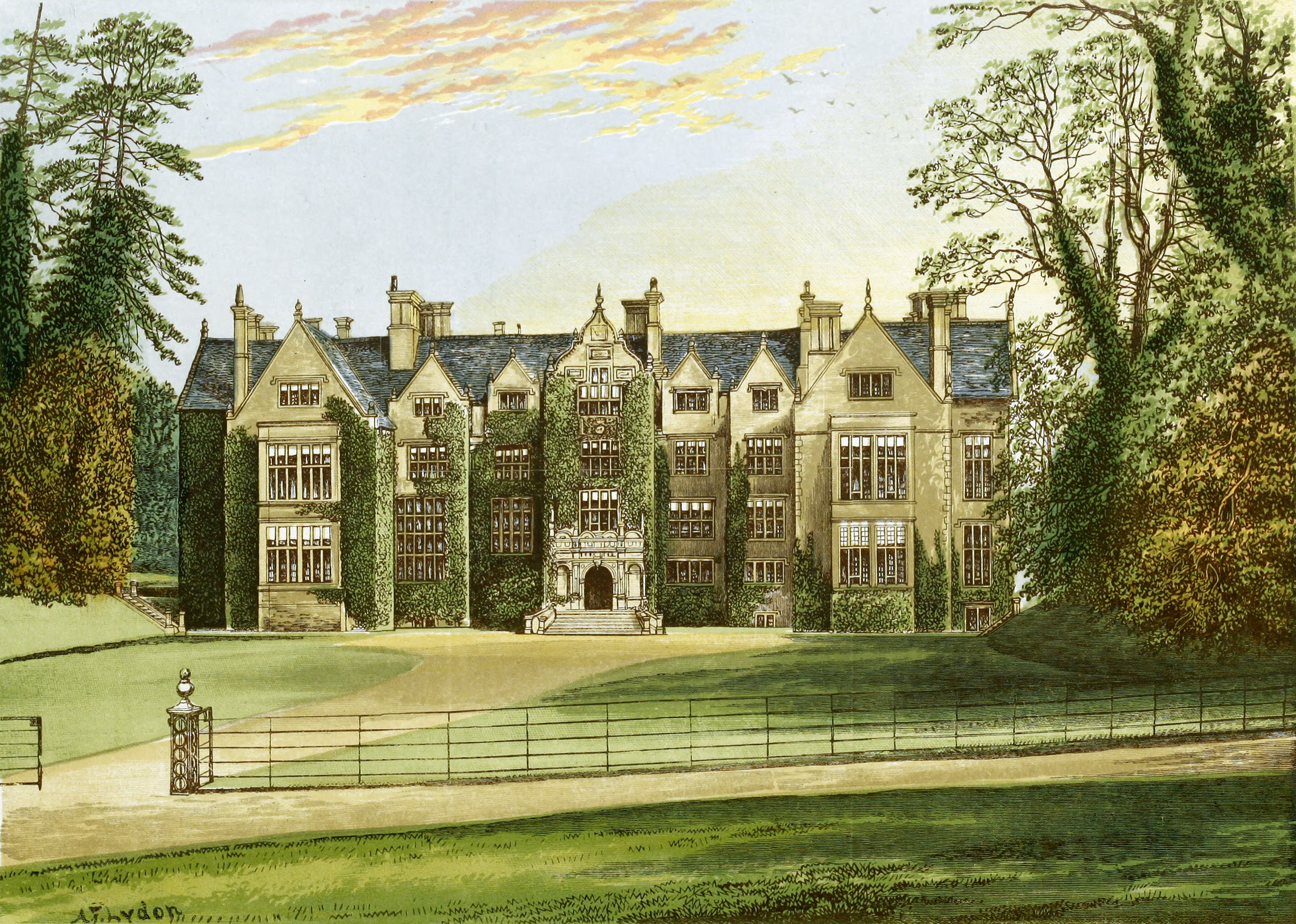 Wroxton Abbey