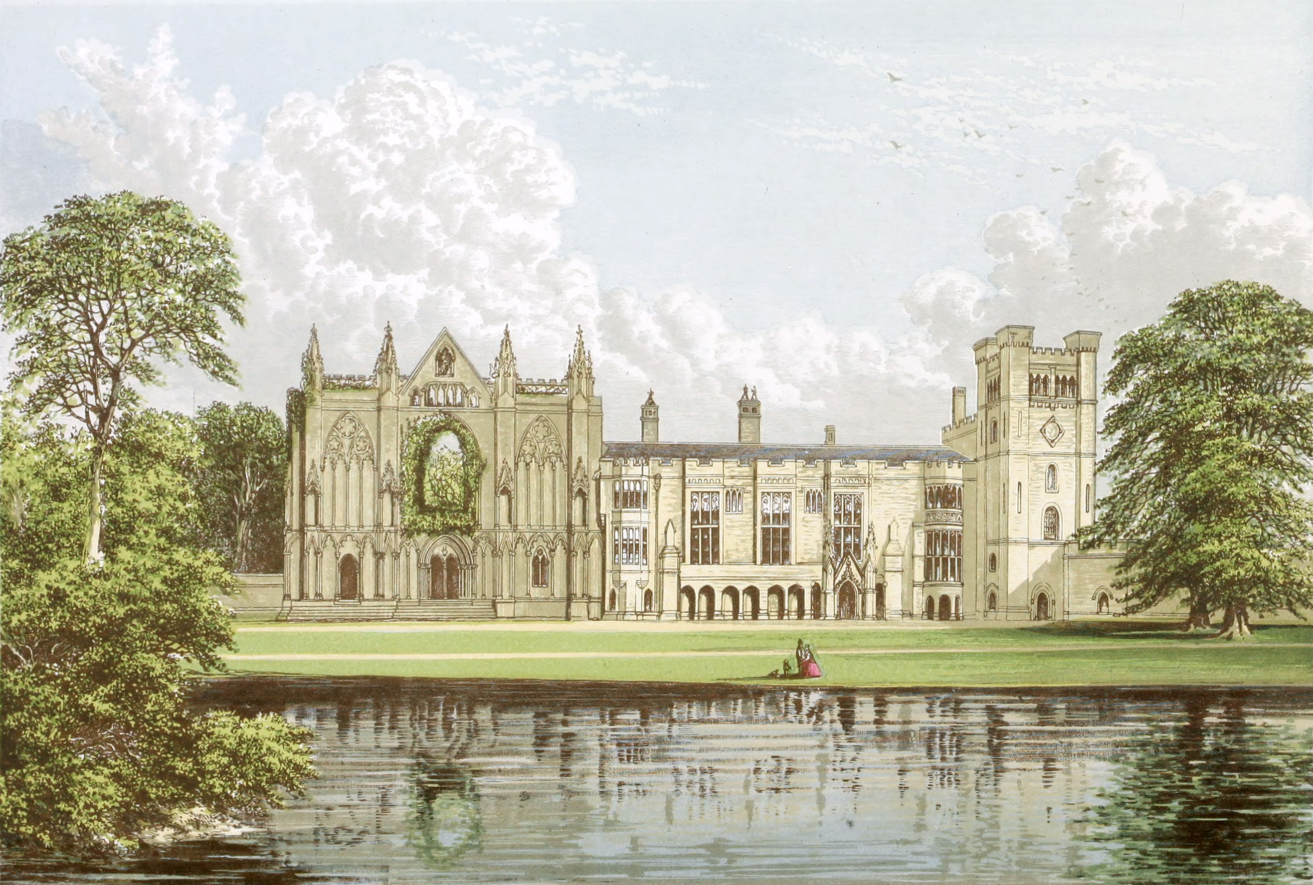 Newstead Abbey